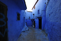 Chefchaouen, Morocco, January 2019 D700 388 (tango-) Tags: chefchaouen bluecity villaggioblu bluevillage morocco maroc 摩洛哥 marruecos марокко المغرب