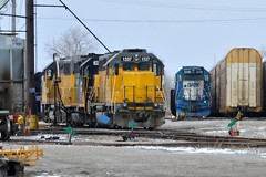 Annie at rest (Robby Gragg) Tags: wamx aa annarbor gp403 1337 toledo