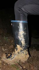 More Century in mud (essex_mud_explorer) Tags: uniroyal century uniroyalcentury black rubber wellington boots rubberboots wellingtons wellies welly wellingtonboots gumboots rainboots gummistiefel rubberlaarzen bottes caoutchouc stivali mud muddy muddyboots muddywellies matsch schlamm boue