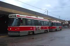 002 -1vib (citatus) Tags: ttc streetcar 4089 4119 main street subway station route 506 toronto canada winter afternoon 2019 pentax k3 ii driver