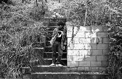 Found negatives from 1980's (Alvin Sangma Photography) Tags: canonae1program nashville 80s sangma 1987 vintage family blackandwhite film familyphotos