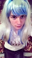 2019-03-17-02-25 (Night Girl (my feminine side) :)) Tags: cd crossdress cross dress crossdressing femboy girly boy feminine side
