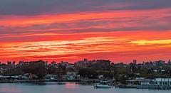 Sunset Boca Ciega Bay (vwalters10) Tags: sunset florida bay water clouds