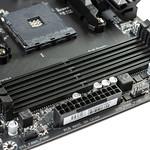 RAM Memory slots on Computer Motherboard thumbnail