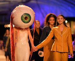 Nov Whitecliffe Fashion Show (Peter Jennings 32 Million+ views) Tags: nov whitecliffe fashion show 2018 auckland new zealand peter jennings nz eye ball art