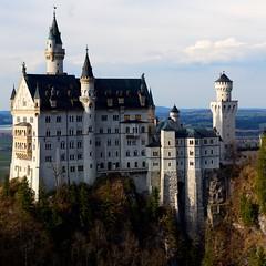 Schloss Neuschwanstein (Detlev G) Tags: schlösser burgen neuschwahnstein königludwigsii marienbrücke schwangau stadtfüssen allgäu hohenschwangau märchenhaft