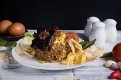 Nasi Goreng Buntut (Regina Brigitta) Tags: nasigoreng nasigorengbuntut friedrice rice indonesianfood makanannusantara indonesia buntut food beautifullfood darkfoodphotography foodphotography photography ngc
