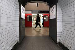 Tunnels - Highbury and Islington (Luke Agbaimoni (last rounds)) Tags: london londonunderground londontube transportforlondon train trains streetphotography dtr