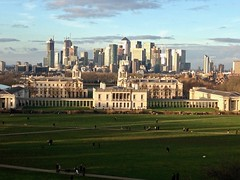 Greenwich Park (msganching) Tags: greenwich queens house royalnavalcollege southlondon london iconiclondon touristlondon newyear skyline highrise classical architecture