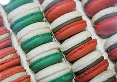Macaroons (jimj0will) Tags: macaroon macron cake biscuit sweet yummy tasty delicious colourfulpatterns food pattern colour