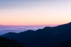 Alba (Fabio Dolcino) Tags: montagna nuvole sunrise alba clouds