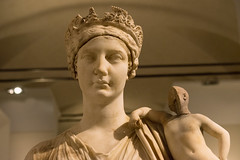 """Ovid and the Julio-Claudians: Antonia the Younger – """"Love, Myths and Other Stories"""" –  LXXXVI (Egisto Sani) Tags: bacoli """"archaeological museum"""" """" museo archeologico"""" """"venus genetrix"""" """"antonia younger"""" """"wilton house type minore"""" """"julio claudian dynasty"""" """"dinastia giulioclaudia"""" """"roman art"""" """"arte romana"""" ovid ovidio """"love myths other stories"""" """"amori miti ed altre storie"""" """"scuderie del quirinale"""" roma rome"""