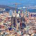 Barcelona and the Sagrada Famillia