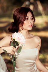 IMG_9520 (Bi Bu) Tags: asian girl beauty outdoor portrait 6d 85