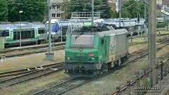 BB 27177, Amiens - 29/05/2010 (Thierry Martel) Tags: bb27000 locomotiveélectrique sncf amiens