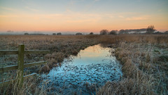 Dawn on the Fens (Photography by Julia Martin) Tags: photographybyjuliamartin dawn norfolk norfolkbroads fencefriday