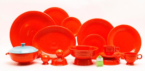 Original Fiestware Total ($3,472)