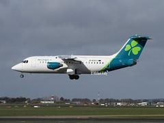 Aer Lingus                           British Aerospace RJ85                                      EI-RJI (Flame1958) Tags: 1247 aerlingus cityjet aerlingusrj85 rj85 aerlingusnewlivery cityjetrj85 eirji 130319 0319 2019 dub eide dublinairport britishaerospace avro baerj85 avrorj85 bae146 avro146 whisperliner