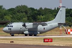 1962 . C-27J Spartan Slovak Air Force (Keith Wignall) Tags: fairford ffd riat c27j spartan slovakairforce svk cargo