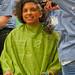 St. Baldrick's Day to Fight Cancer Emerson Middle School Park Ridge Illinois 3-19-19 6573