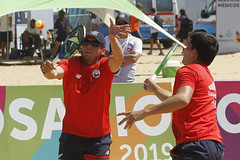 Alexander Beller, Marcelo Guzman-TenisP Playa-02390 (ComunicacionesCOCH) Tags: santiago chile chl