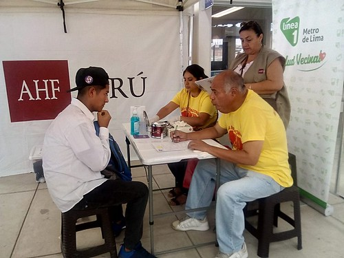 IWD 2019: Peru