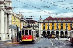 Lisboa (Pictures in my head) Tags: portugal lisbon lisboa architecture art amazing ancient explore explorer relax holiday with friends students ulb history new town discover tram colours photography view postcard people life