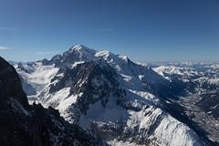 Approche de l'Aiguille du Midi (S. Torres) Tags: montblanc alpes alps montagne mountain france neige snow paysage landscape hautesavoie chamonix vol