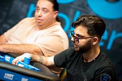 Domenico Cala (World Poker Tour) Tags: 888poker wptds malta world poker tour deepstacks final table