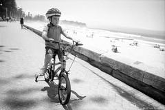 Manly beach, Sydney, summer 2018-19  #828 (lynnb's snaps) Tags: hp5 ilfordfilm om4ti olympusom4ti slr xtol bw film 2018 sydney manlybeach summer coast sunny omzuiko28mmf2 ilfordhp5 kodakxtoldeveloper australia boy child bicycle riding bike trainerwheels blackandwhite bianconegro biancoenero blackwhite bianconero blancoynegro noiretblanc schwarzweis monochrome ishootfilm filmneverdie 35mmblackandwhite 35mmfilm