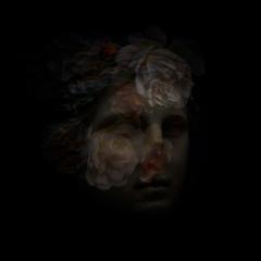 P Aphrodite (chapsod) Tags: masque ombre aphrodite statue fleur mask shadow flower