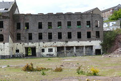 Wallace Craigie Works Dundee 2016 (21) (Royan@Flickr) Tags: 201605 wallace craigie works dundee william halley sons blackcroft landmark jute mill factory buildind demolished history 2016