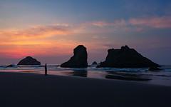 The Ending (John Westrock) Tags: sunset bandon oregon pacificnorthwest johnwestrock ocean pacificocean evening beach canoneos5dmarkiii canonef2470mmf28lusm