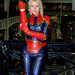 Captain Marvel - Marvel (Beci Bombshell Cosplay))