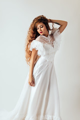 My Fair Lady (Colby Files Photography) Tags: weddingdress yuni artisticnude bodyscape edgy fashion fashionart hat highkey nude opentop sheartop