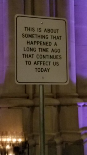 Lou Reed Drones @ Cathedral of St. John the Divine 2019-03-13