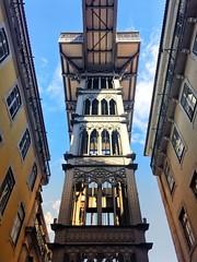94/119 Speedy (SamKirk9) Tags: 119 2019 portugal lisbon 94119 santajustaelevator elevator lift eiffel speedy architecture structure 119picturesin2019 119in2019 iphone