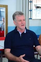 Sec. Osório Souza   visitou escola de Itaboraí, aprovada no IDEB (5) (itaborairj) Tags: escola aula balet itaboraí indice ideb aprovada 29032019