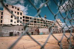 Urban Decay-22 (mmulliniks) Tags: sony alpha a7iii a73 sigma metabones pentax super takumar rokinon tokina 50mm 28mm 35mm 24mm 1017mm 1650mm 70300mm 85mm 24105mm zoom prime landscape portrait lifestyle nature sky 20mm 70200mm fisheye mirrorless hobby beauty fun family explore photography still life vintage urban decay detroit industry automotive plant factory abandoned scary spooky old clouds sun spring architecture tresspass big manufacturing assembly line