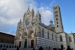 Siena Cathedral, full view (Tatiana12) Tags: siena italy sienacathedral architecture unescoworldheritagesite church art
