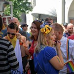 Ellinor Eriksson Attending Stockholm Pride 2015 thumbnail