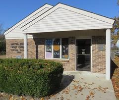 Post Office 72523 (Concord, Arkansas) (courthouselover) Tags: arkansas ar postoffices cleburnecounty concord arkansasozarks ozarkmountains northamerica unitedstates us