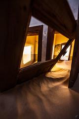 Kolmanskop (aaronvonhagen) Tags: 5dmarkiii abandoned adventureisoutthere africa africansafari canon ghosttown kolmanskop miningtown namibia safari vancouverphotographer wanderlust