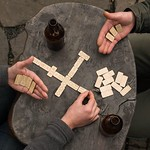 We're enjoying some holiday fun this weekend with our Travel Dominoes. thumbnail