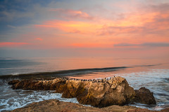 Malibu Beach Sunset Red & Orange Clouds Fine Art El Matador State Beach California Landscape Seascape Photography! Sony A7R III & Sony FE 16-35mm f/2.8 GM G Master Lens! High Res 4k 8K Photography! Elliot McGucken Fine Art Pacific Ocean Sunset! (45SURF Hero's Odyssey Mythology Landscapes & Godde) Tags: malibu beach sunset red orange clouds fine art el matador state california landscape seascape photography sony a7r iii fe 1635mm f28 gm g master lens high res 4k 8k elliot mcgucken pacific ocean