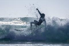 (Fernando Crego) Tags: surf surfing surfer nikon d750 200mm arrifana aljezur costavizantina portugal