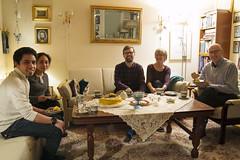 Suksessterte time (roboppy) Tags: os softeland arneandaslaugsplace baking cake carl jessa aslaug arne kare