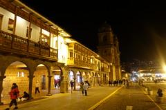Peru - Cusco by night (Alf Igel) Tags: peru cusco cuzco cusqo cusqu plazadearmas plazamayordelcusco anden südamerika southamerica inca incas
