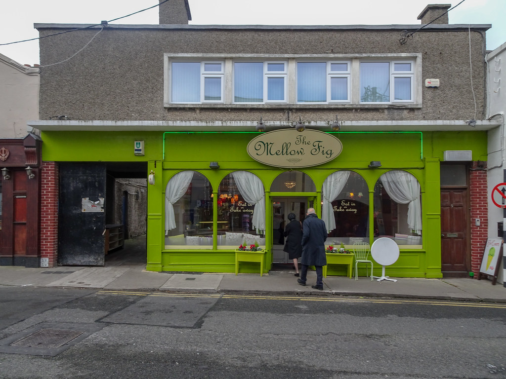 A VISIT TO BLACKROCK VILLAGE [THE MELLOW FIG RESTAURANT]-148041