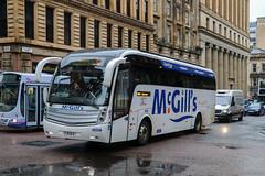 McGill's, Greenock 0610 FJ11GLV (busmanscotland) Tags: mcgills greenock 0610 fj11glv fj11 glv volvo b9r caetano levante clydeflyer